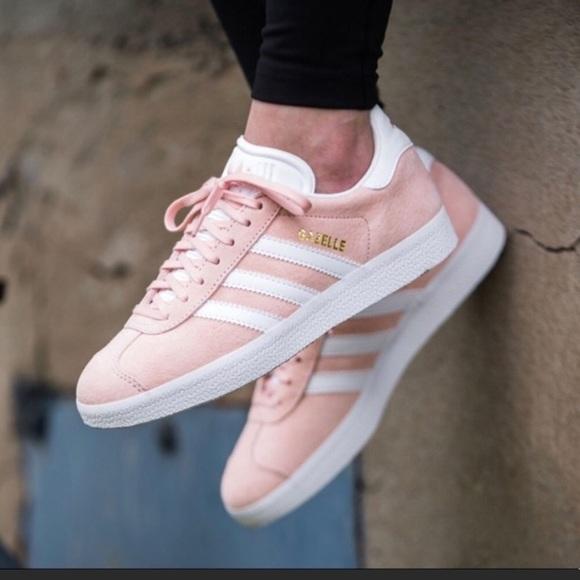 adidas Shoes | New Pink Adidas Gazelle
